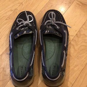 EXCELLENT CONDITION Sherry Topsider